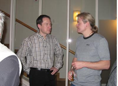 Andreas und Hermann